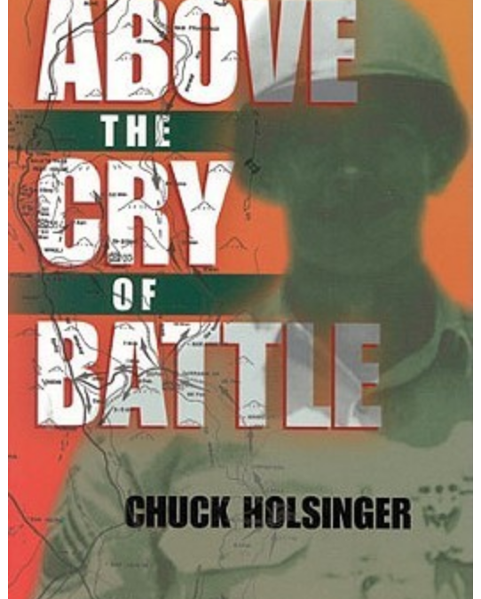 Charles Holsinger, A World War II Veteran with a unique outlook on finding the blessings in the worst situations