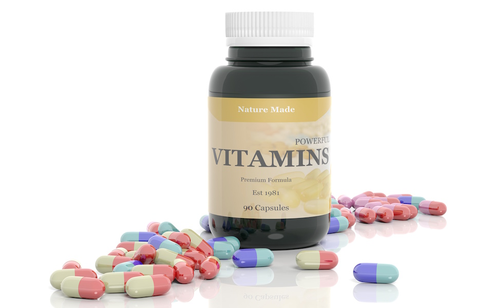 I WANT TO ADD VITAMINS TO MY DAILY ROUTINE BUT I DO NOT KNOW WHERE TO START