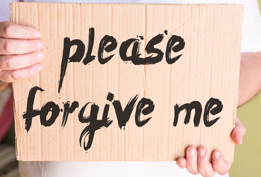 THE RIGHT WAY TO APOLOGIZE WHEN YOU NEED TO SAY I AM SORRY