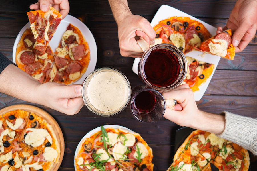 HOW DO YOU THROW A MAKE YOUR OWN PIZZA PARTY FOR KIDS OR ADULTS?