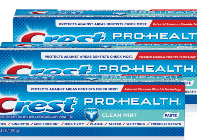 Crest Pro-Health Clean Mint