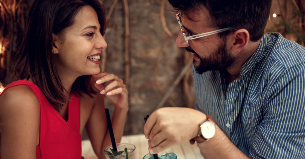 FIRST DATE CONVERSATION: I AM GOING ON A FIRST DATE AND I DON'T KNOW WHAT TO TALK ABOUT