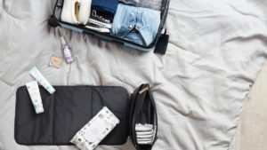 how to pack a carry on travel kit items