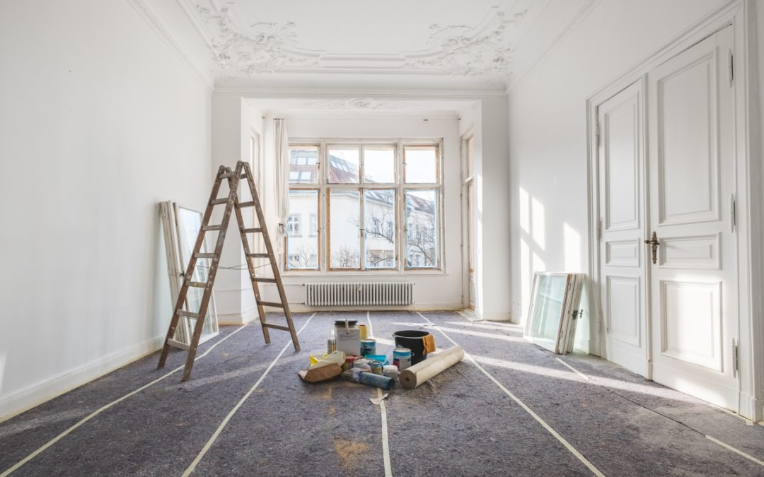 STARTING A REMODELING PROJECT FOR AN ENTIRE HOUSE: THE WHERE, WHY & SPLURGES OF IT ALL