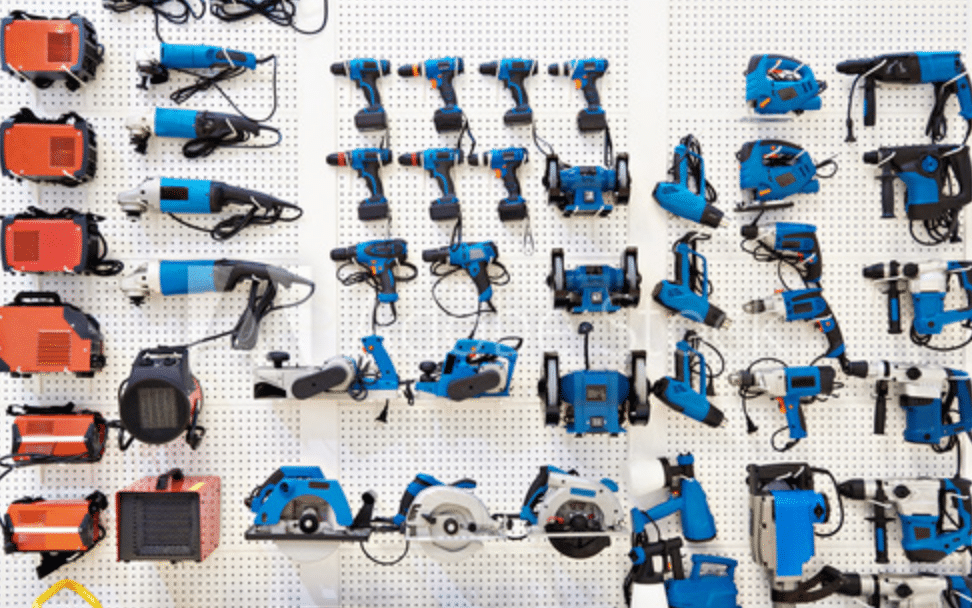 THESE ARE THE BEST POWER TOOLS TO START YOUR DIY LIFE